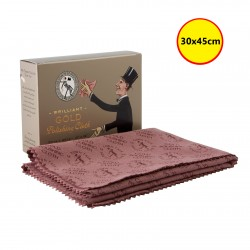 Gold Polishing Cloth 30 x 45cm