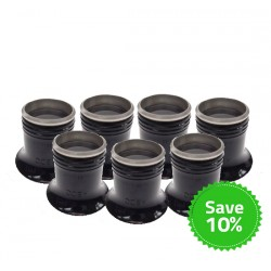 ASCO Loupes - set of 7