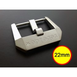 Rebelde Stainless Steel Buckle